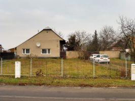 Prodej domu 4+1, pozemek 1456m2